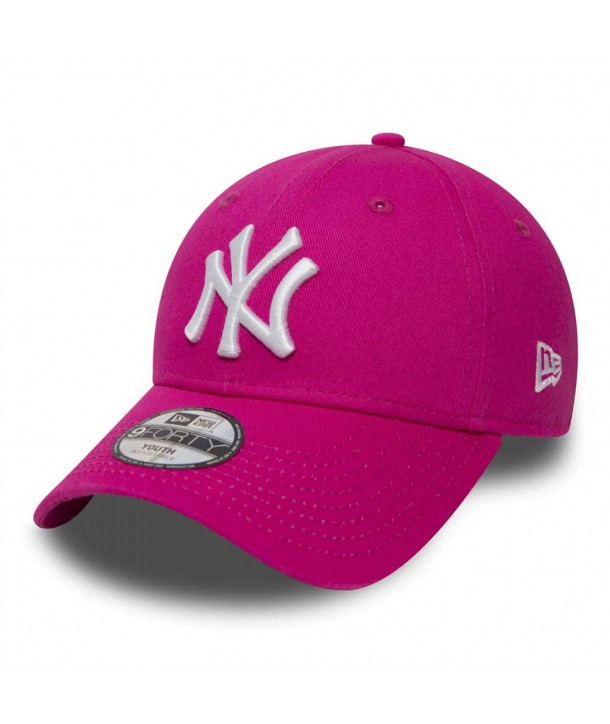 K940 MLB LEAGUE BASIC NEYYAN HPINK/WHT 877284