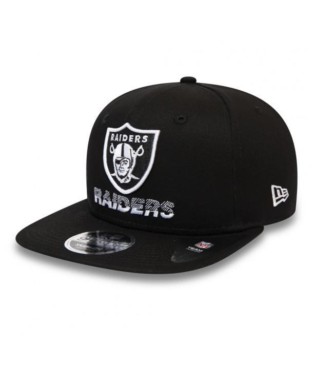 NFL TECH TEAM RAIDERS 9FIFTY 12040272