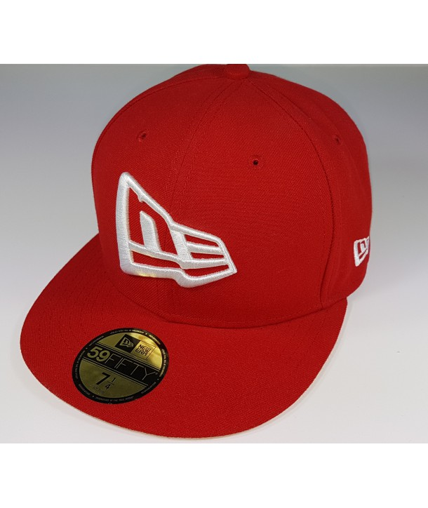NE FLAG 59 FIFTY (SCARLET) 615795